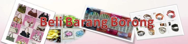 Beli Barang Borong