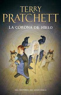La corona de hielo de Terry Pratchett