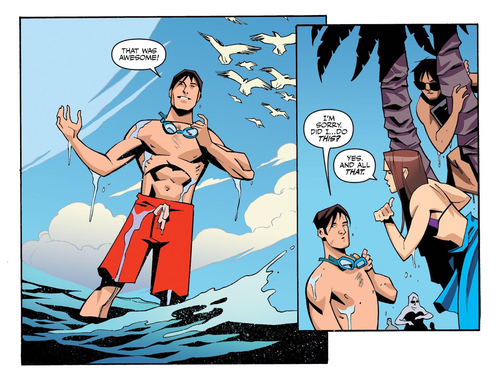 The Flash: Season Zero [I] Issue #11 #11 - English 12