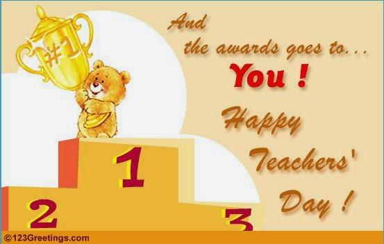 tribute essay for teachers