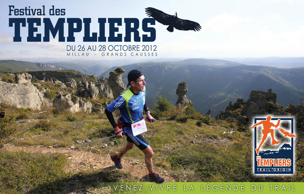 coeur de trail les templiers 2012 festival du trail dans