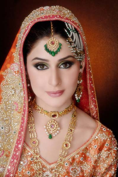 Bridal Makeup 2013 By Fashion She 9