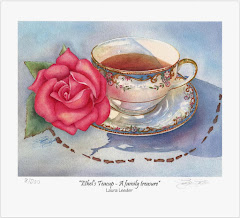 Ethel's Teacup-A FamilyTreasure