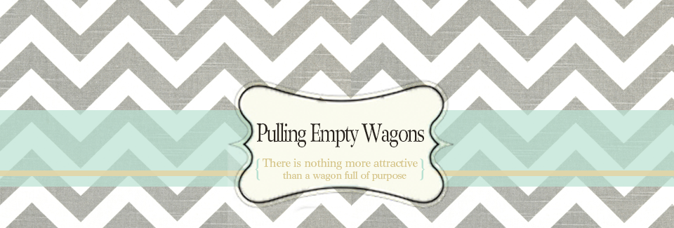Pulling Empty Wagons