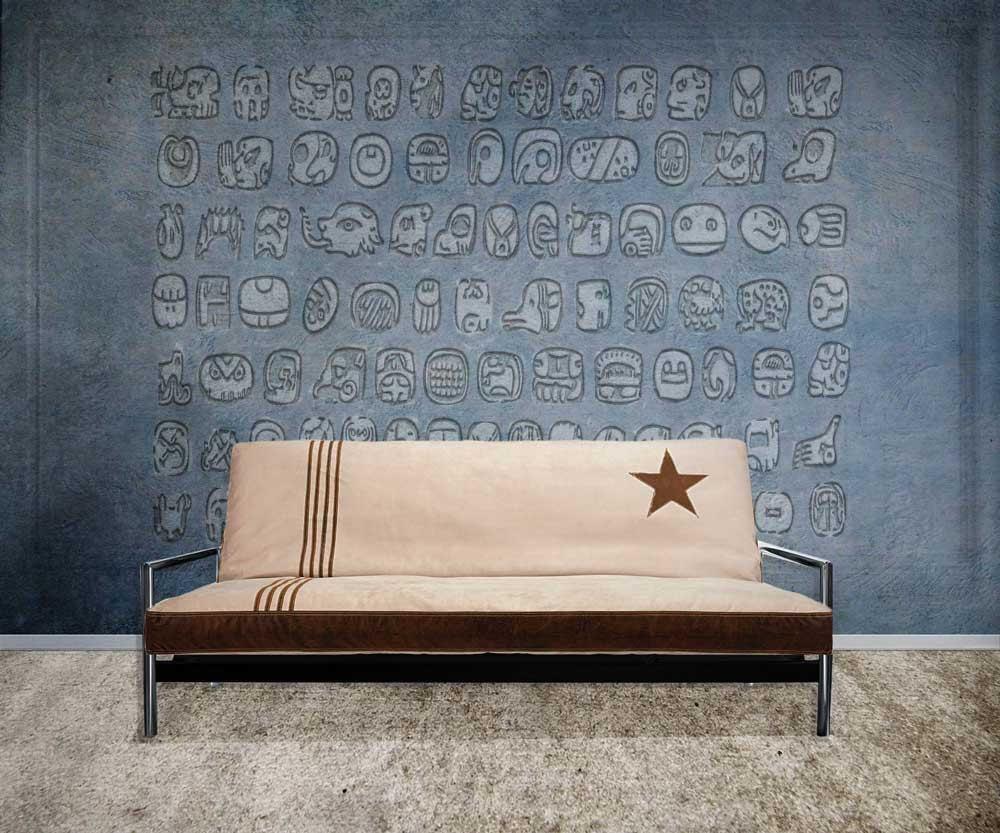Maya Relief Wand