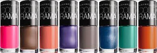pintauñas colorama de Maybelline