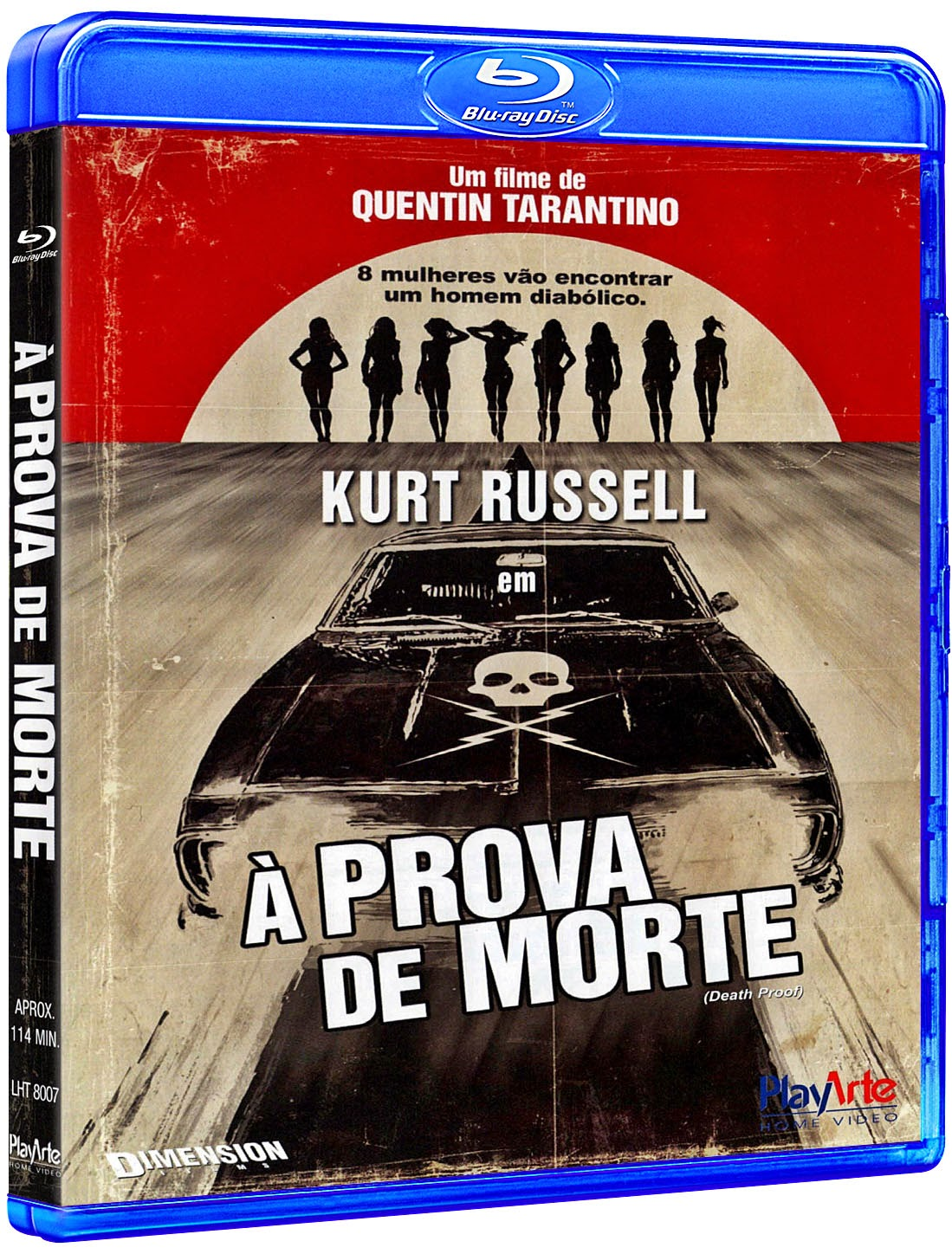 À Prova de Morte (2010) BluRay 720p Dublado