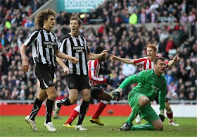 REDIKSI SKOR NEWCASTLE UNITED VS SUNDERLAND