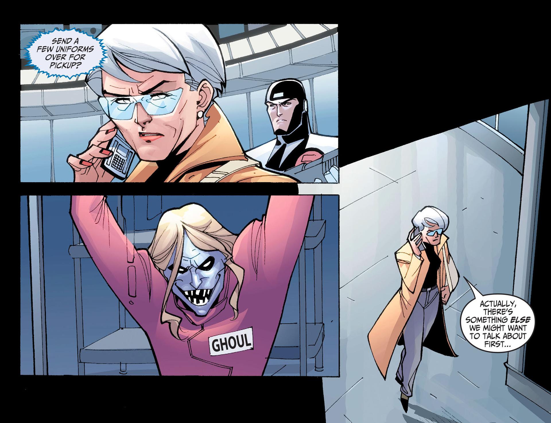 Batman Beyond 2.0 #1 #40 - English 16