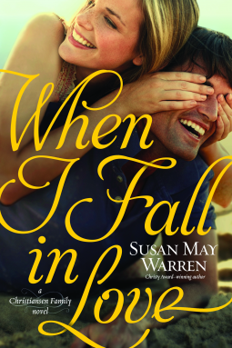 When I Fall in Love {Susan May Warren} | #bookreview #tyndale #christiansenfamily