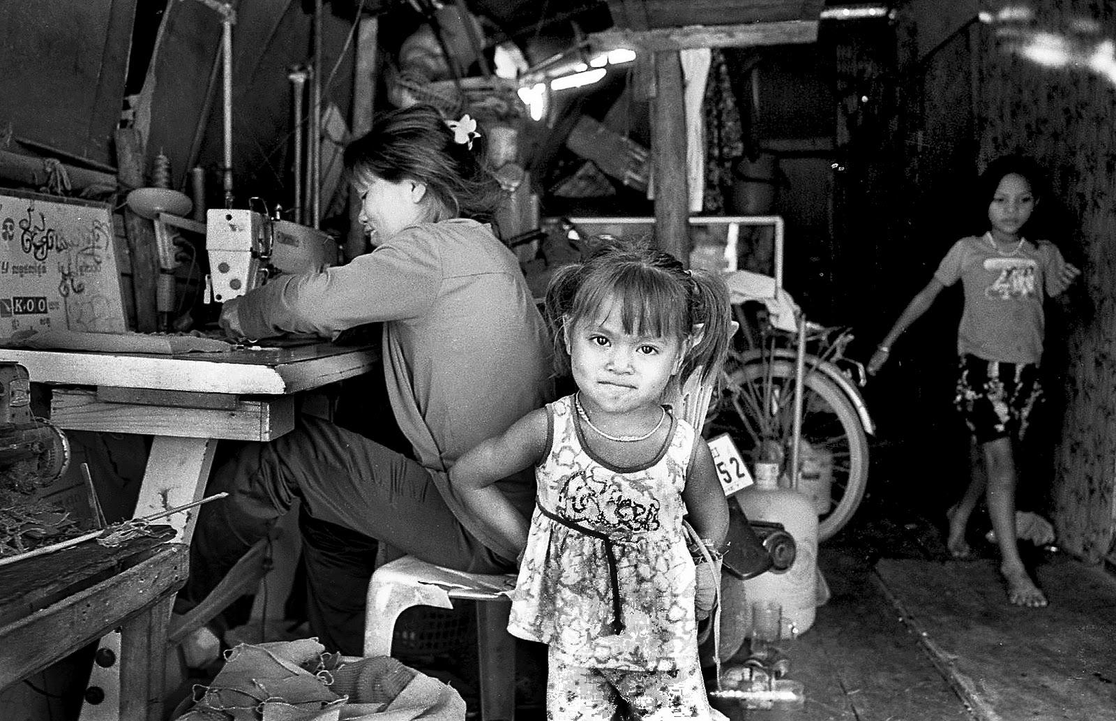 Hello Cambodia!   The WANDERLUSTers