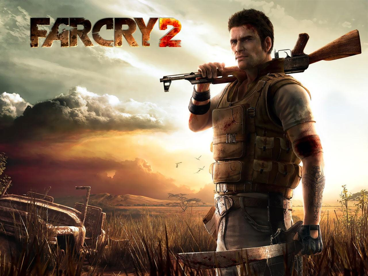 Far Cry 2 Para PC Español