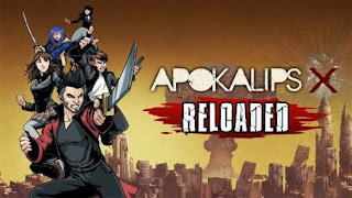 Screenshots of the Apokalips X Reloaded for Android tablet, phone.