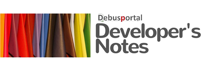 Developer's Notes