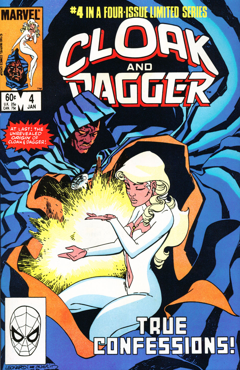 Cloak and Dagger (1983) 4 Page 1