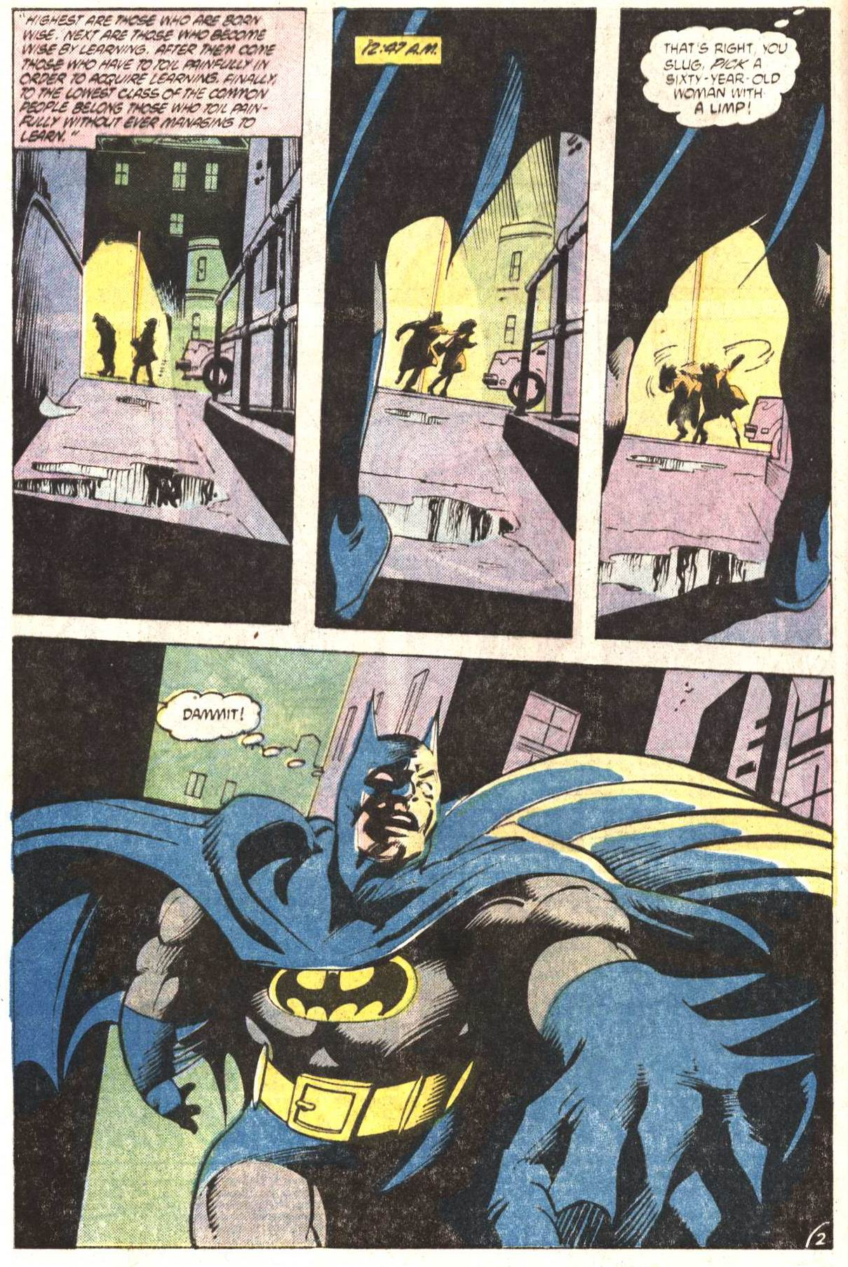 Detective Comics (1937) Issue #567 Page 3