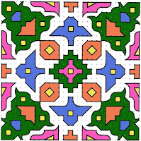 Rangoli Design Pattern 12