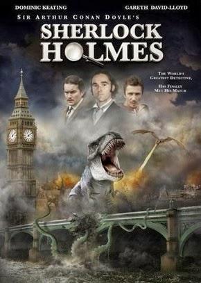 Download - Sherlock Holmes de Sir Arthur Conan Doyle – DVDRip AVI Dual Áudio + RMVB Dublado ( 2013 )