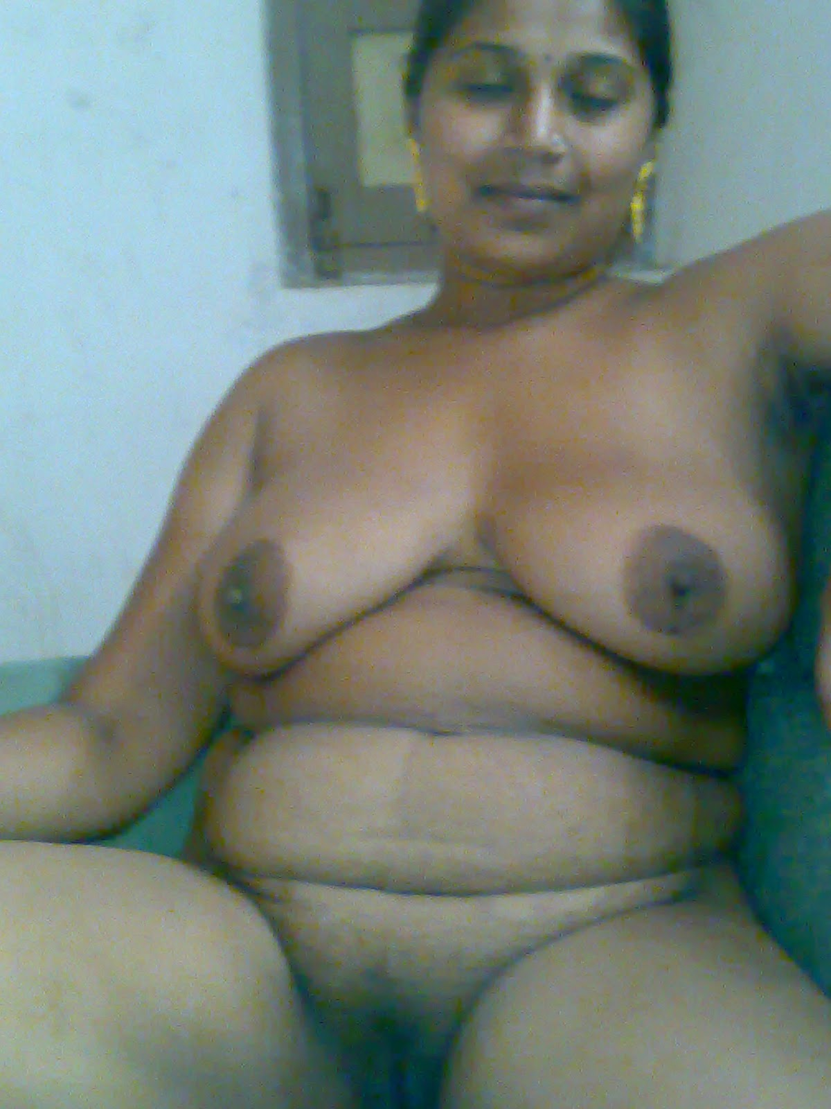South Indian Fatty Aunty