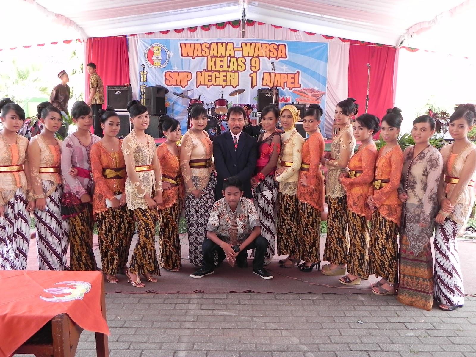 Naskah Pidato Bahasa Jawa Tentang Perpisahan Kelas 9