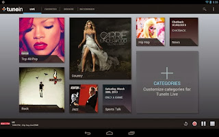 TuneIn Radio Pro Android App Full Version Pro Free Download