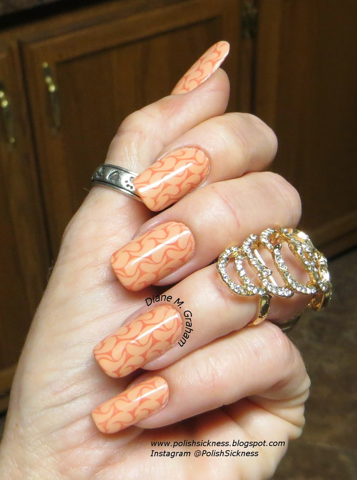 China Glaze Sunset Sail, Sally Hansen Complete Salon Manicure So Much Fawn, Ali Express 12-51 stamp