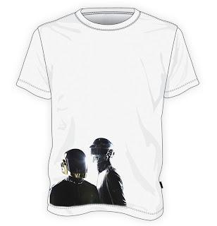 Koszulka Daft Punk