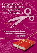 Legislación republicana y mujeres en Aragón