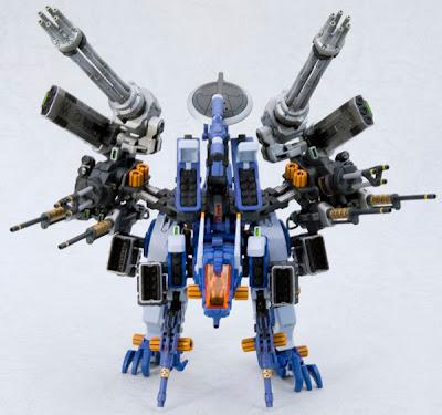 ZOIDS Gun Sniper Leena