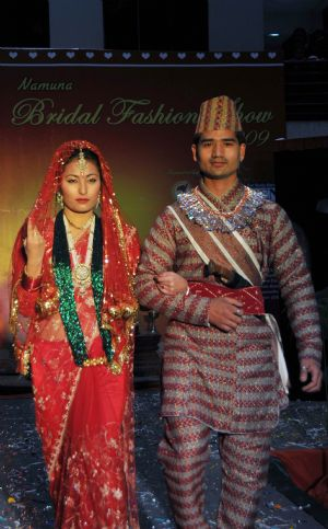 Nepal Traditional Costume