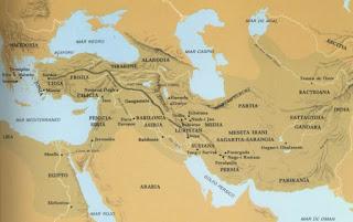 Persia - Camino real - Historia de las civilizaciones