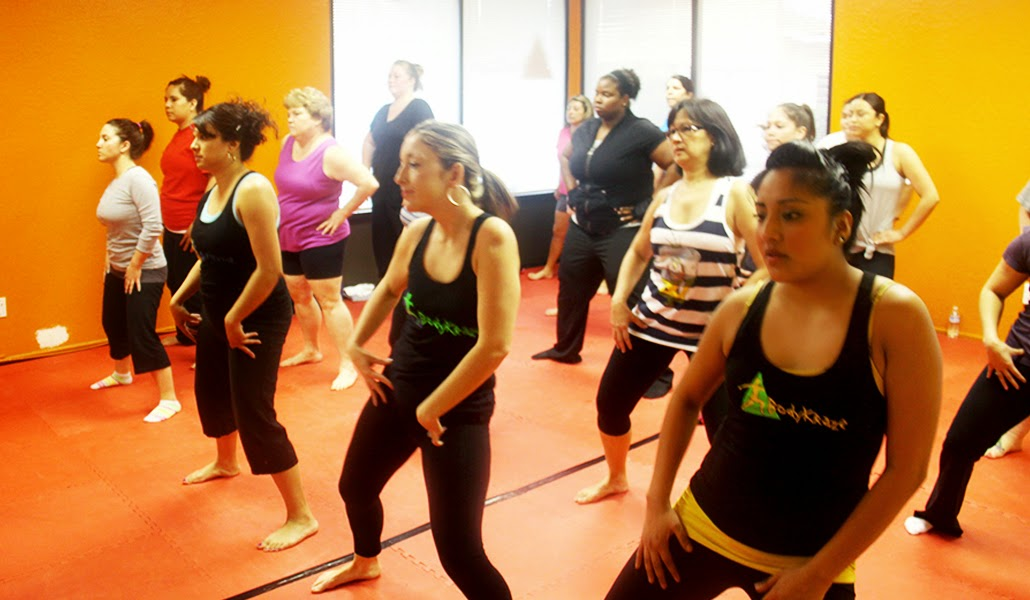 Country Club Zumba Fitness