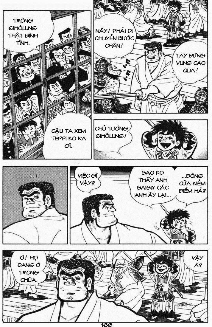 Siêu quậy Teppi chap 96 - Trang 31