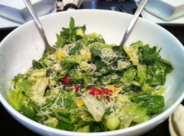 Hem and Her: Simple Salad Dressing