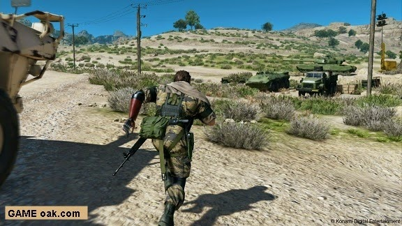 Metal Gear Solid 5 The Phantom Pain will be released on September this year