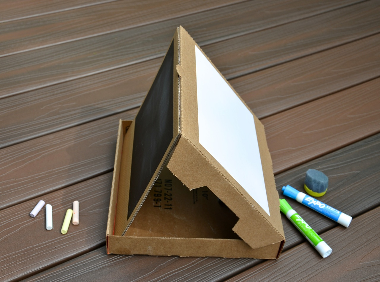 how to make cardboard things