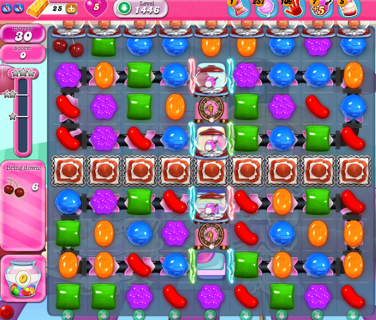 Candy Crush Saga 1446