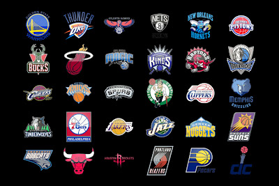 NBA 2K13 Team Logos & Bootup Screen Mod
