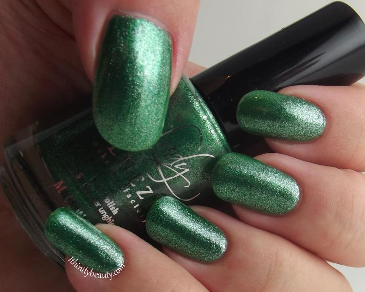 Lady Venezia: #41 Swatch & Review /5 | IthinityBeauty.com Nail Art Blog