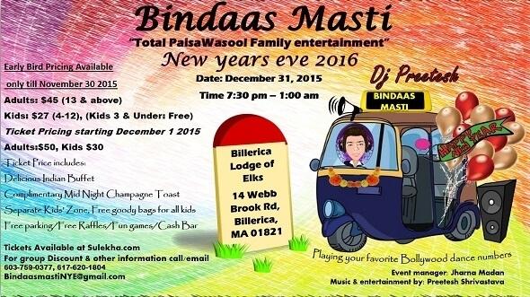 masti new year