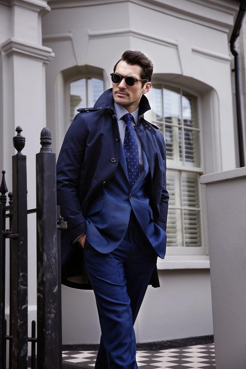 david gandy style