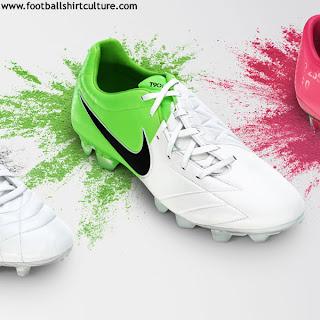 Sepatu Sepak Bola Nike Dan Adidas Terbaru 2012