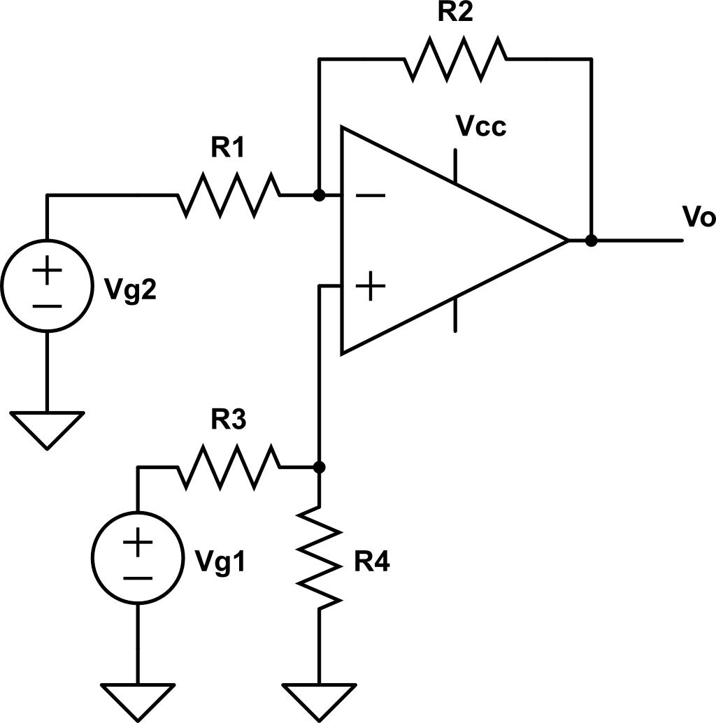Circuito Operacional : El amplificador operacional ii operaciones con aos y