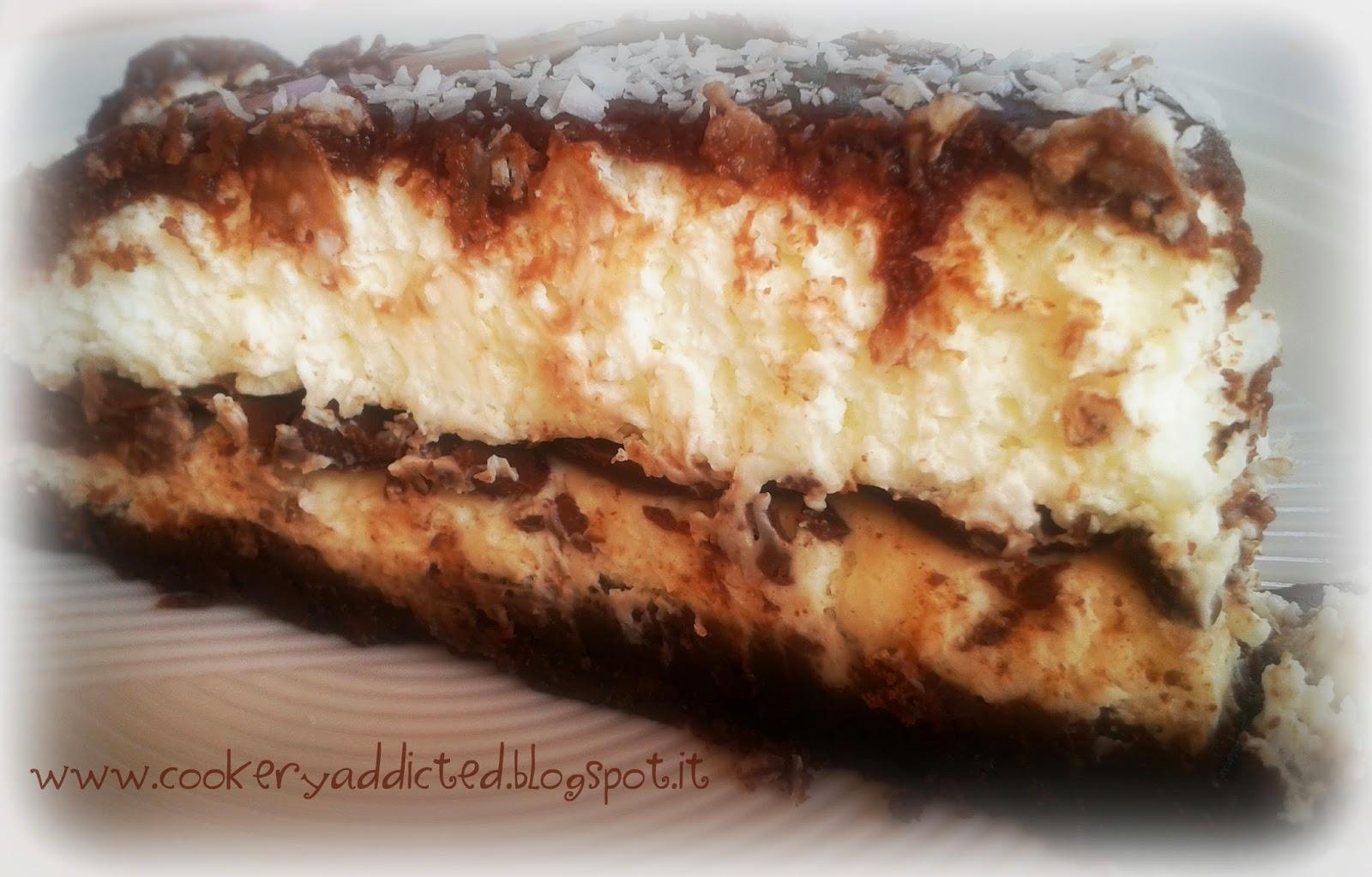 Torta kinder pingui misya ricette di cotto e postato for Misya ricette