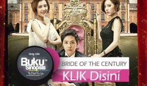 "DRAMA KOREA TERBARU RCTI ""BRIDE OF THE CENTURY"""