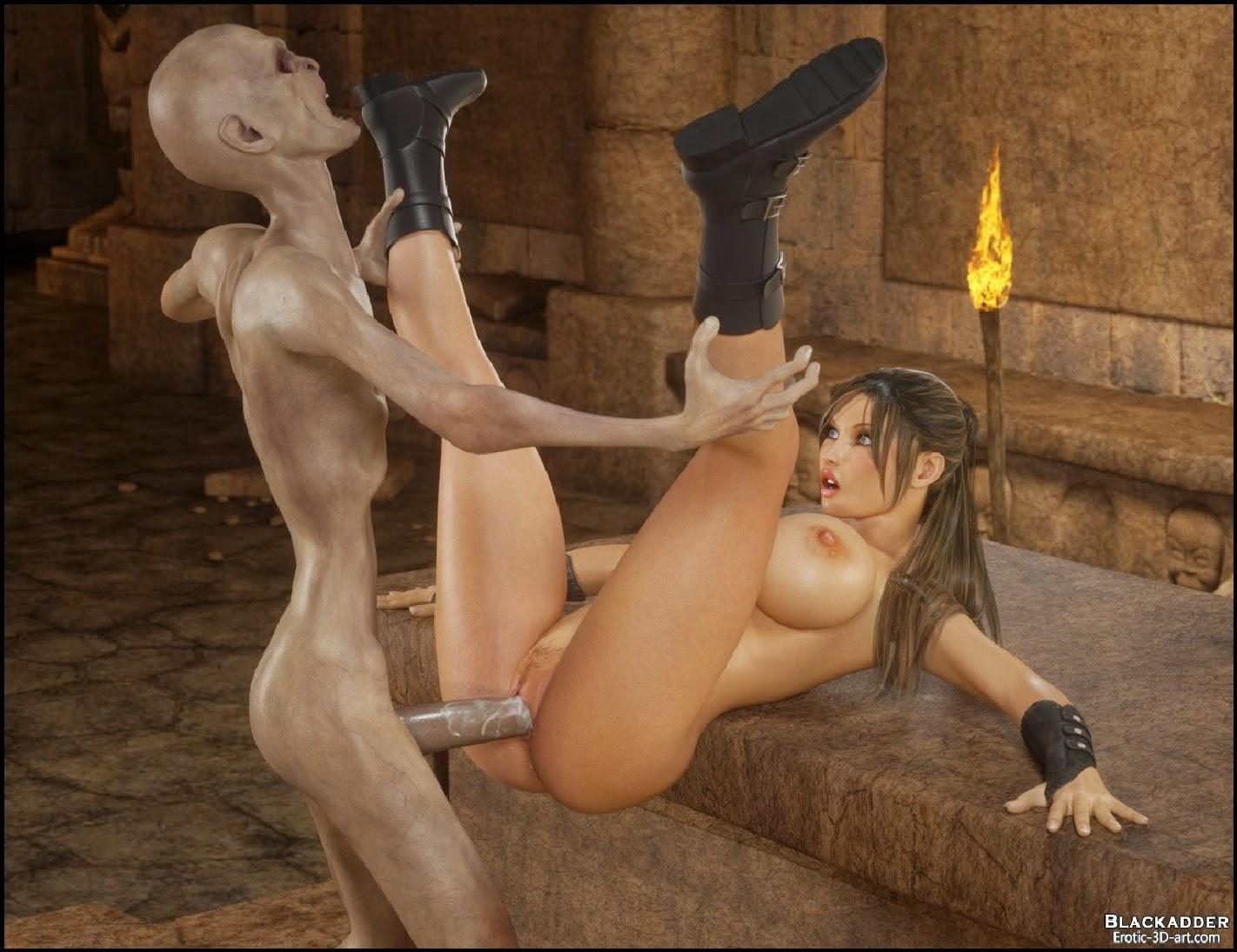 Эротическое 3д порно 14 фотография