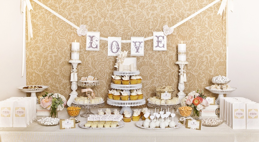 the tomkat studio inspiration country fall dessert table by downie
