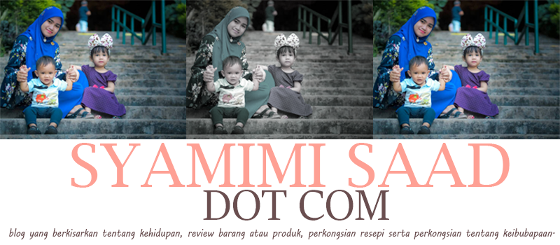Syamimi Saad Dot Com