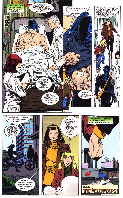 Deathstroke (1991) Issue #58 #63 - English 23