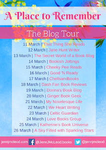 Blog Tour - A Place to Remember